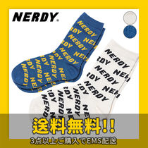 NERDY Unisex Street Style Socks & Tights