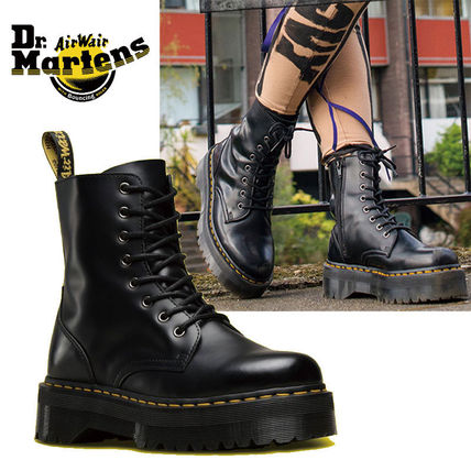 Dr Martens Ankle & Booties Casual Style Unisex Ankle & Booties Boots