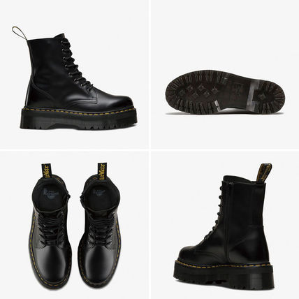 Dr Martens Ankle & Booties Casual Style Unisex Ankle & Booties Boots 3
