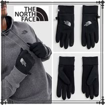 THE NORTH FACE Street Style Plain Smartphone Use Gloves