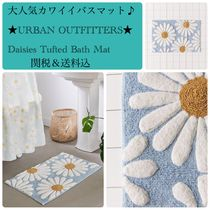 Urban Outfitters Flower Patterns Bath Mats & Rugs Carpets & Rugs
