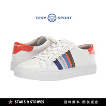 TORY SPORT Street Style Low-Top Sneakers