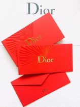 Christian Dior Collaboration Special Edition Greeting Cards