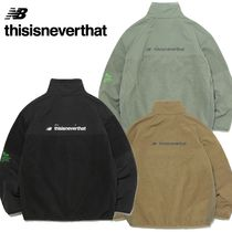 thisisneverthat Collaboration Plain Jackets