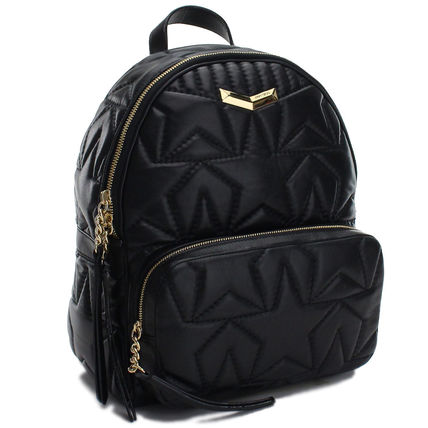 Star Leather Backpacks
