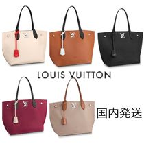Louis Vuitton LOCKME Totes