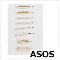 ASOS Party Style With Jewels Hair Accessories