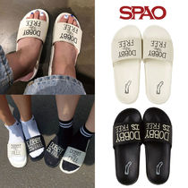 SPAO Casual Style Unisex Slip-On Shoes