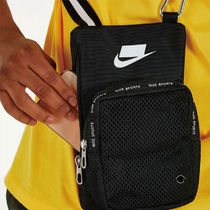 Nike Unisex Party Style Logo Camera Bag Shoulder Bags