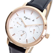 Agnes b Quartz Watches Analog Watches