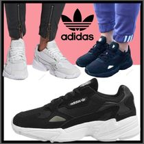 adidas FALCON Casual Style Unisex Street Style Low-Top Sneakers