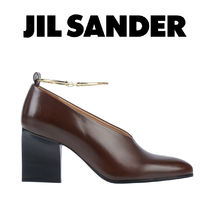 Jil Sander Plain High Heel Pumps & Mules