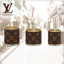 Louis Vuitton MONOGRAM Flower Patterns Monogram Unisex Rings