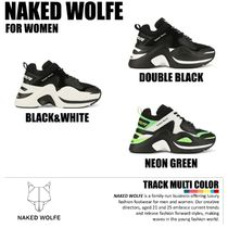 Naked Wolfe Unisex Low-Top Sneakers
