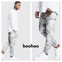 boohoo Camouflage Street Style Joggers & Sweatpants