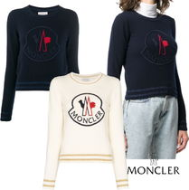 MONCLER Wool Cashmere Cashmere
