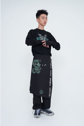 Long Sleeve T-shirt Graphic Prints Crew Neck Pullovers
