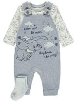 George Unisex Collaboration Baby Girl Bottoms