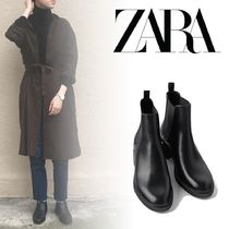 ZARA Ankle & Booties Boots
