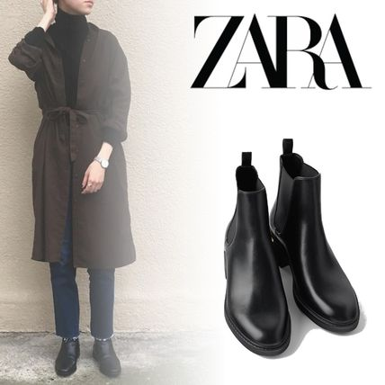 ZARA Ankle & Booties Ankle & Booties Boots