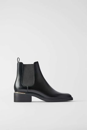 ZARA Ankle & Booties Ankle & Booties Boots 3