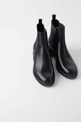 ZARA Ankle & Booties Ankle & Booties Boots 4