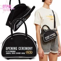 OPENING CEREMONY Casual Style Nylon 2WAY Plain Shoulder Bags