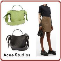 Acne 2WAY Leather Shoulder Bags
