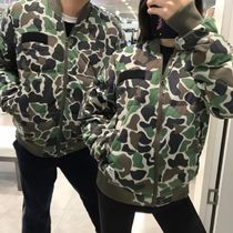 adidas Camouflage Outerwear