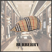 Burberry Beret & Hunting Hats