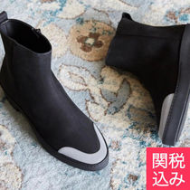 FEAR OF GOD Plain Leather Boots