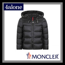 MONCLER CHEVRIL Street Style Kids Girl Outerwear