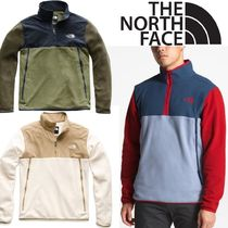 THE NORTH FACE Pullovers Long Sleeves Plain Tops
