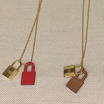 HERMES Kelly Necklaces & Pendants