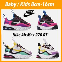 Nike AIR MAX 270 Unisex Street Style Baby Girl Shoes
