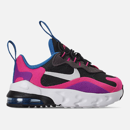 Nike AIR MAX 270 Unisex Street Style Baby Girl Shoes (CD2654 101, CD2655 001)