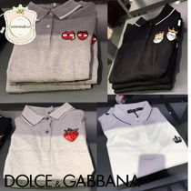 Dolce & Gabbana Casual Style Polos