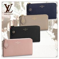 Louis Vuitton PORTEFEUILLE COMETE Plain Long Wallets