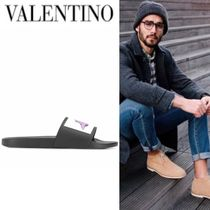 VALENTINO Shower Shoes PVC Clothing Shower Sandals