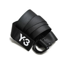 Y-3 Street Style Collaboration Belts