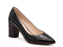 Cole Haan Other Animal Patterns Leather Elegant Style Chunky Heels