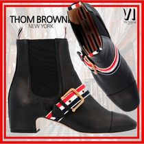 THOM BROWNE Leather Boots Boots