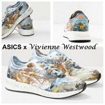 asics Rubber Sole Casual Style Unisex Collaboration