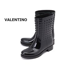 VALENTINO PVC Clothing Rain Boots Boots