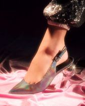 Katy Perry Pin Heels Party Style Stiletto Pumps & Mules
