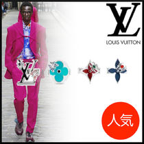 Louis Vuitton Flower Patterns Rings