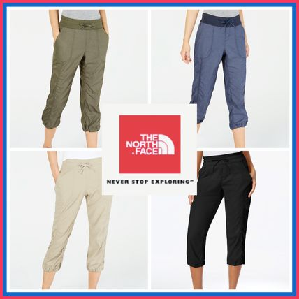 Casual Style Street Style Plain Bottoms