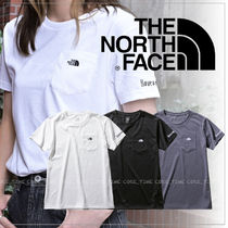 THE NORTH FACE Plain Short Sleeves T-Shirts