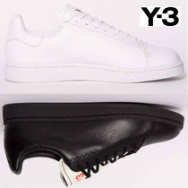 Y-3 Casual Style Unisex Street Style Low-Top Sneakers