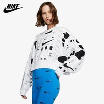 Nike Crew Neck Long Sleeves Hoodies & Sweatshirts